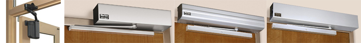 Norton Door Controls, closers, automatic operators and accessories